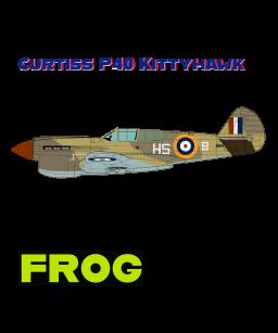 P40 HSB tshirt with FROG