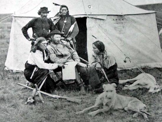 custer_staghounds