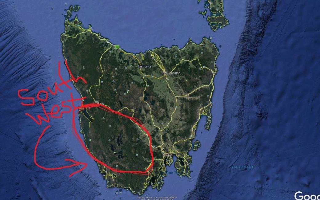 Tasmania South West