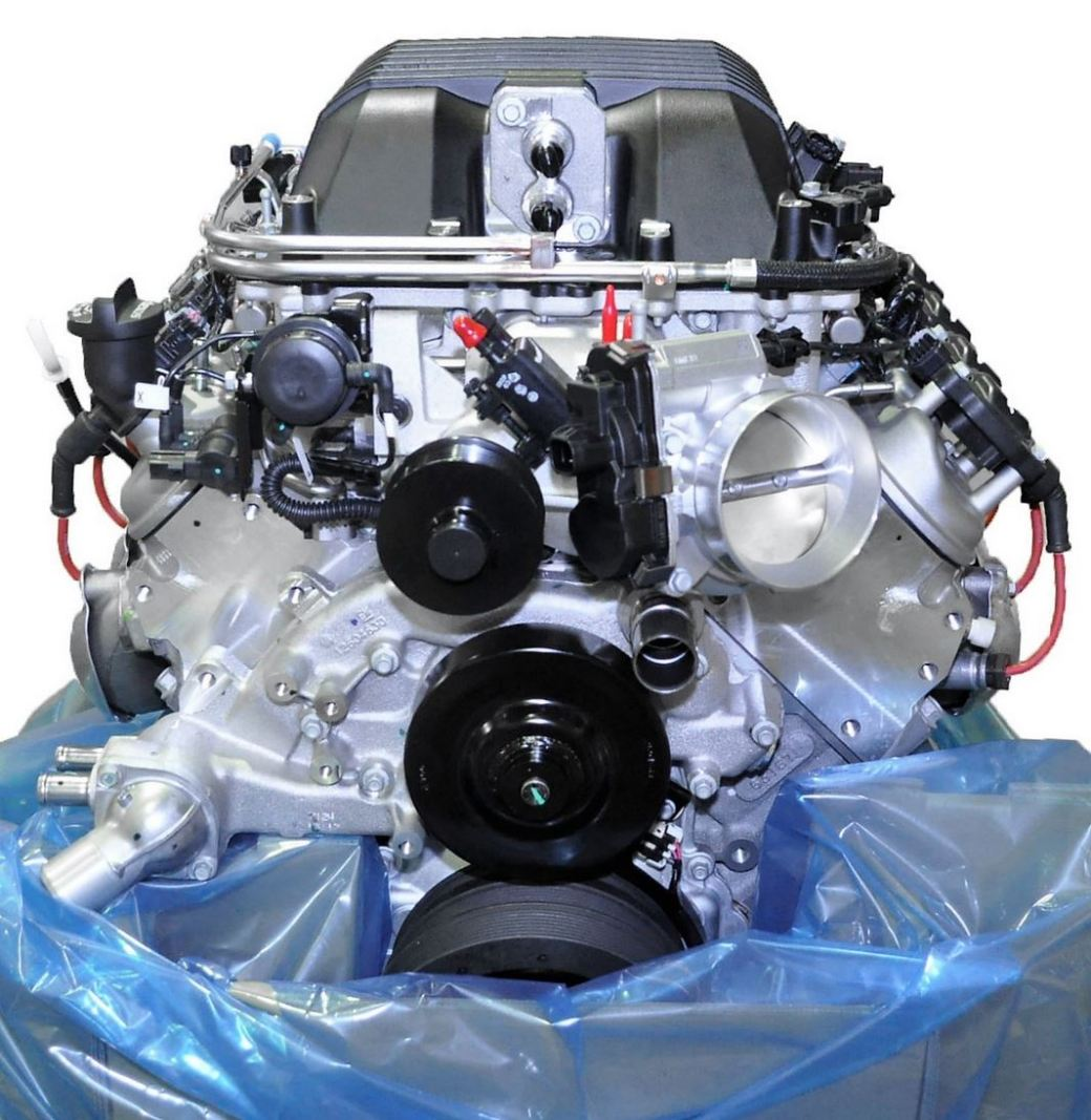 LSA Crate engine