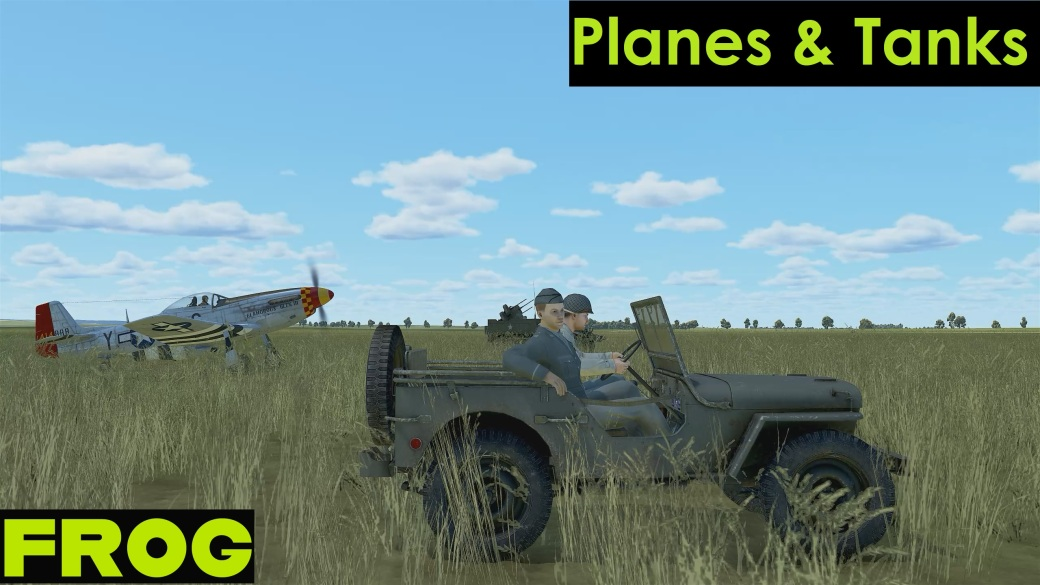 planes and tanks