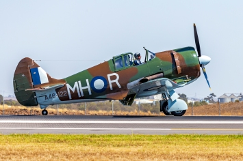 temora_aviation_museum_28vh-mhr29_commonwealth_aircraft_corporation_ca-13_boomerang_taxiing_at_the_2019_australian_international_airshow_28229