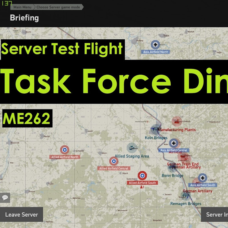 task force dingo server